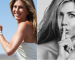Jennifer Aniston bije i fantazjuje! Oto jej sposób na dobry humor i kondycję