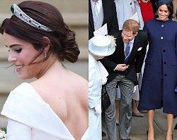 Meghan i Harry skradli jej show? Podobno księżniczka Eugenia była BLISKA ŁEZ dowiedziawszy się o dziecku...