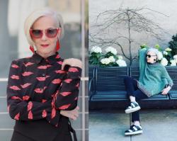 Lyn Slater ma 65 lat i jest gwiazdą mody na Instagramie! Zobacz jej ODWAŻNE stylizacje