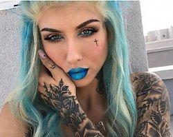 Deynn pokazała nowy tatuaż. I TO GDZIE! Ciarki przechodzą jak się na to patrzy