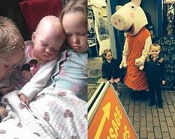 Ciężko poparzona mama czwórki dzieci, które zmarły w pożarze, nadal walczy o życie. Przez sześć tygodni nie chciała uwierzyć, że straciła potomstwo