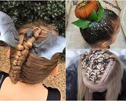 Fryzury na Halloween dla dziewczynek. 25 najlepszych uczesań na imprezę