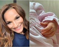 Anna Starmach urodziła! Nadała dziecku staropolskie imię. ŁADNE?