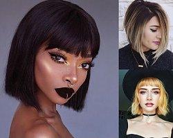 Półkrótkie cięcie - 27 pomysłów na modną i stylową fryzurę dla kobiet