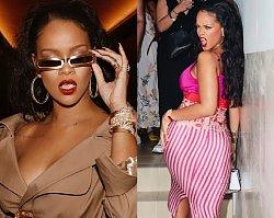Rihanna TOPLESS w pościeli zachęca do kupowania swojej bielizny. Co za OKAZJA!