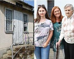 Nasz Nowy Dom: 15-latka mieszkała tylko z babcią w rozpadającej się chałupie. Zobaczcie zdjęcia z niesamowitej metamorfozy!