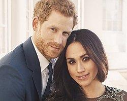 Pałac Kensington opublikował NOWE, romantyczne zdjęcie ślubne Meghan i Harry'ego