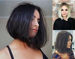 23 pomysły na short, midi i long boba - galeria najmodniejszych fryzur