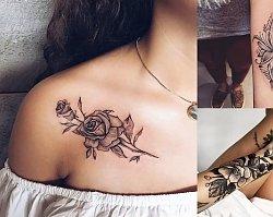 36 pomysłów na kobiecy, oryginalny i uroczy tatuaż! [GALERIA]