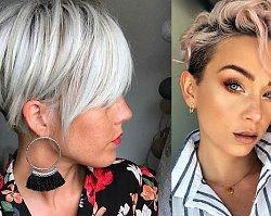 25 propozycji na krótkie cięcie - fryzury pixie, undercut i wiele innych