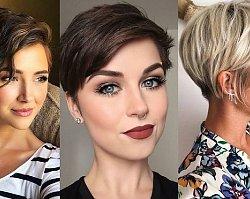 Fryzury pixie - galeria wyjątkowych cięć dla kobiet