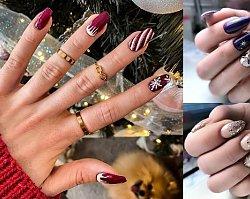 Świąteczny manicure - galeria niesamowitych pomysłów