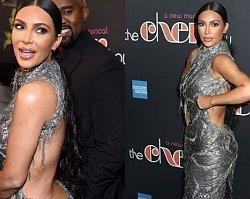 Kim Kardashian zaliczyła wpadkę! Tego NIE CHCIAŁA pokazać...