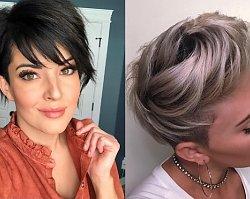 Krótkie fryzury na sylwestra. Modne cięcia i stylizacje włosów