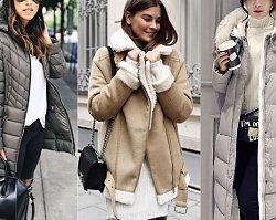 Modne kurtki zimowe 2019. Te modele królują w drugiej połowie sezonu!
