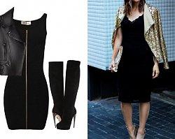 Czarna sukienka na sylwestra. Stylizacje z małą czarną, które sprawdzą się na każdą imprezę