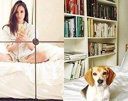 Oto zdjęcia kanadyjskiego mieszkania Meghan Markle! Już wtedy mieszkała po królewsku. Spójrzcie tylko na jej szafę!