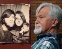 Czekał blisko 50 lat by otworzyć prezent od dawnej miłości... Upominek zaskoczył wszystkich!