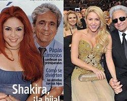 Shakira opublikowała wzruszające nagranie: zaśpiewała w duecie z 87-letnim tatą!
