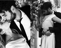 Miley Cyrus pokazała swoją suknię ślubną! To już oficjalne!