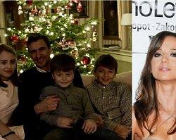 Jarosław Bieniuk pokazał świąteczne zdjęcie z trójką dzieci! Oliwia coraz bardziej przypomina mamę?