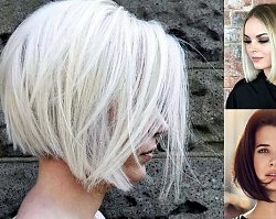 20 pomysłów na short, midi i long boba - galeria stylowych fryzur