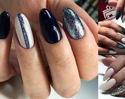 Zimowy manicure - 15 wyjątkowych i stylowych zdobień