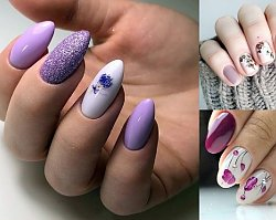 16 propozycji na prześliczny kwiatowy manicure! [GALERIA]