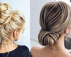 15 pięknych i gustownych koków - galeria kobiecych fryzur