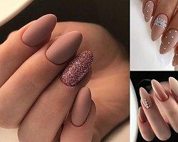 Nude manicure - galeria najpiękniejszych stylizacji paznokci