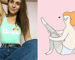 """Kudłaty styczeń - czyli """"januhairy"""" - ma pomóc kobietom zaakceptować swoje ciało w pełni!"""