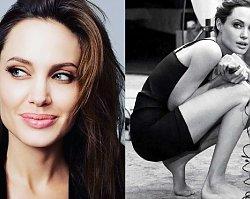 Angelina Jolie przyłapana na zakupach: zobaczcie, jakiego miała przystojnego tragarza!