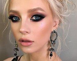 Makijaż na studniówkę - propozycje dla jasnych blondynek
