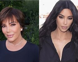 Kris Jenner pokazała się w nowej fryzurze. Fani nie dowierzają: Wyglądasz jak Kim Kardashian!