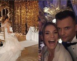 Maja Bohosiewicz wzięła ślub! Więcej zdjęć z wesela pokazała jej siostra!