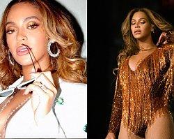 """Beyonce na walentynki, bez stanika w odważnej sesji, a fani szaleją: """"Metyska BOMBA""""!!!"""