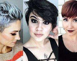 Fryzury pixie, undercut i wiele innych - galeria najnowszych trendów
