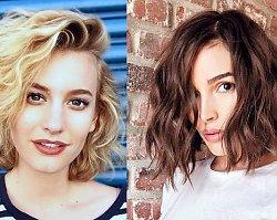 Curly bob - galeria najciekawszych fryzur dla kręconych włosów