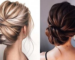 20 fryzur na wesele dla włosów półdługich i długich