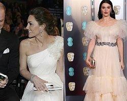 Sympatyczna gala? Tak naprawdę Kate i William ROZWŚCIECZYLI aktorów podczas BAFTA. Rachel Weisz wpadła w SZAŁ!