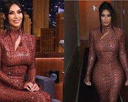 Kim Kardashian w skórze węża zapowiada, że odda MĘŻA siostrze! Dlaczego jej zdaniem to dobry pomysł?