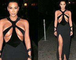 Kim Kardashian przesadziła! Nawet jej fani są ZNIESMACZENI tą kreacją!
