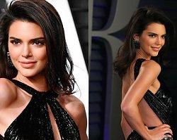 """Kednall Jenner szokuje podczas gali Oscarów! """"Masz zero klasy, widać ci KROCZE"""", piszą fani"""