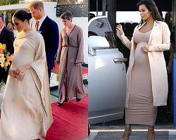 Meghan Markle jak Kim Kardashian? Tabloidy bezlitośnie skrytykowały kreację księżnej!