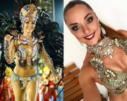Ta POLKA zawładnie sceną podczas KARNAWAŁU w Rio de Janeiro! Gorące zdjęcia tancerki!