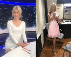 """Magdalena Ogórek została zaatakowana przed TVP! Zdaniem Kurskiego: """"To atak na ostoję prawdy, wolności i pluralizmu medialnego"""""""