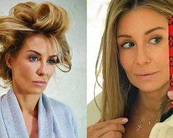 Małgorzata Rozenek pokazała się PRZED zrobieniem perfekcyjnego makijażu. Widać różnicę?
