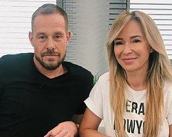 """Joanna Przetakiewicz i Rinke Rooyens o swojej miłości w """"DD TVN"""". Wypowiedź Rinke rozczuli każda kobietę"""