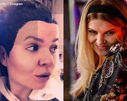 """Marta Manowska przefarbowała włosy na ciemny brąz! """"Żegnamy się z blondem"""""""