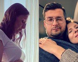 """Aktorka z """"Na Wspólnej"""" jest w drugiej ciąży! Pokazała ciążowy brzuszek!"""